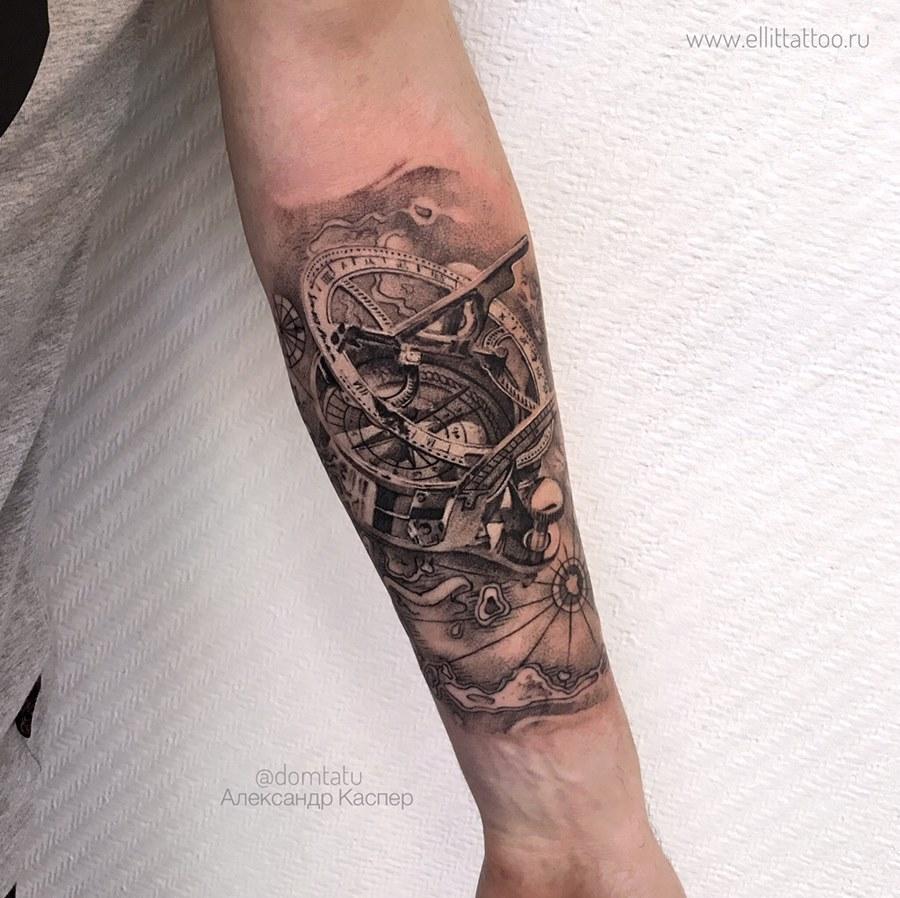 Татуировка кошка - 50 фото! Символика, значение, эскизы.