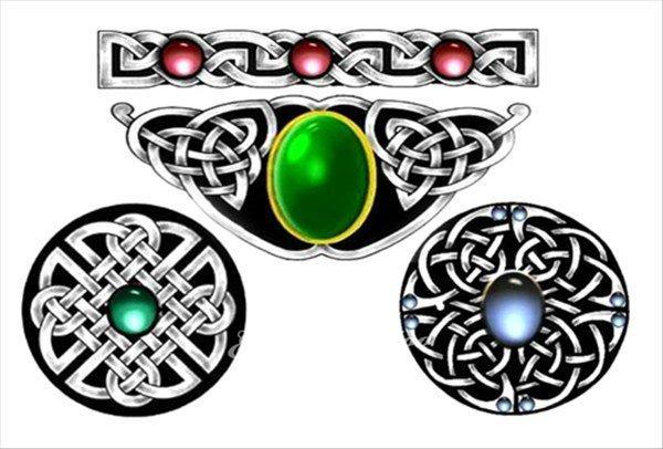Метки эскизы кельтский орнамент