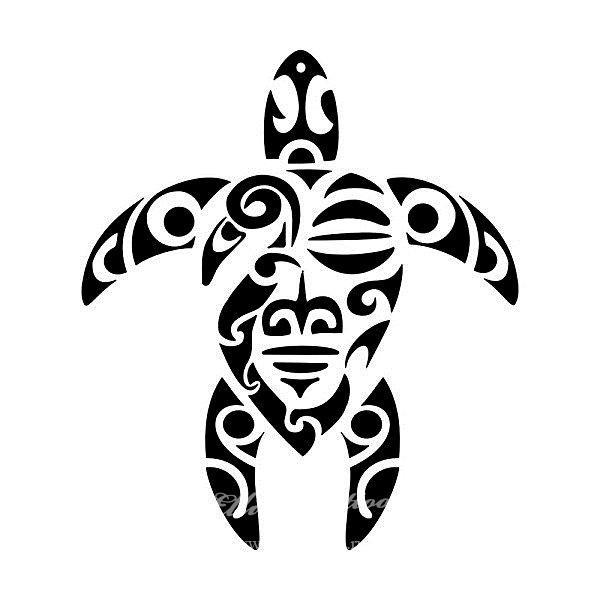Полинезия черепаха