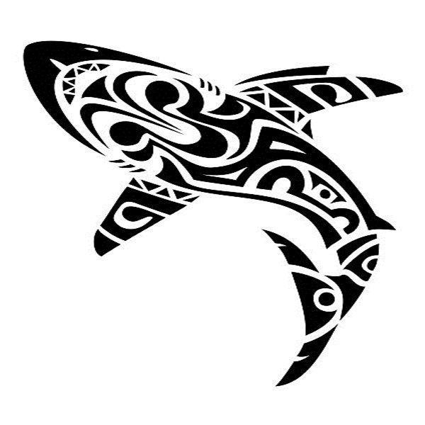 Полинезия скат эскизы татуировок