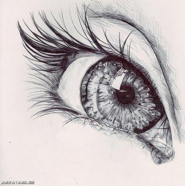 121Что значит когда постоянно рисуешь глаза