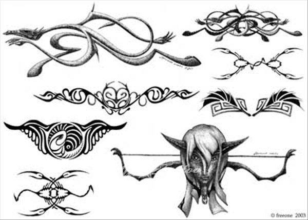Татуировки рисунки татуировок фото