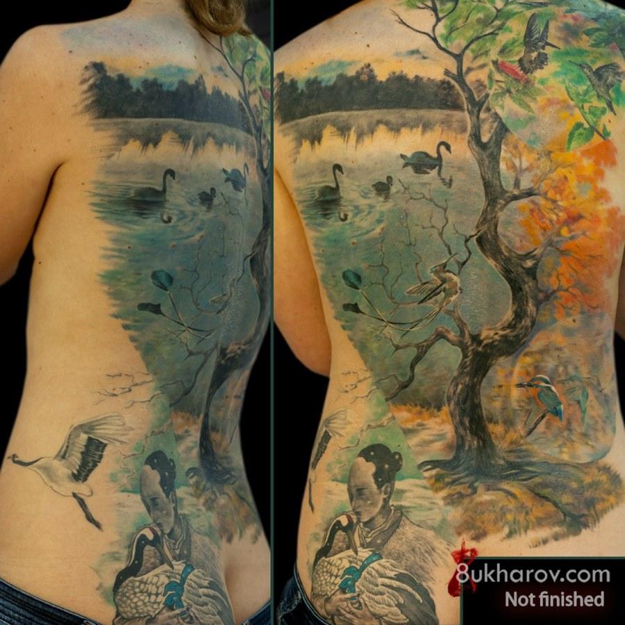 Для мужчин - Тату эскизы Галерея идей для татуировок Фото эскизов 9