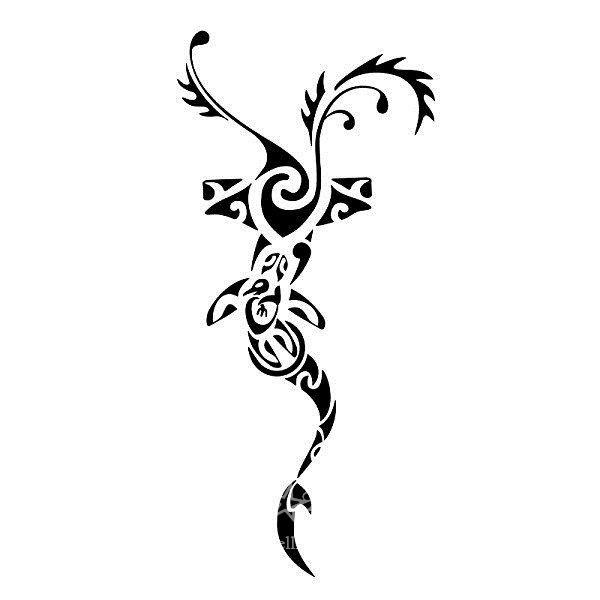 Home Maori tattoos Maori symbol of determination tattoo.