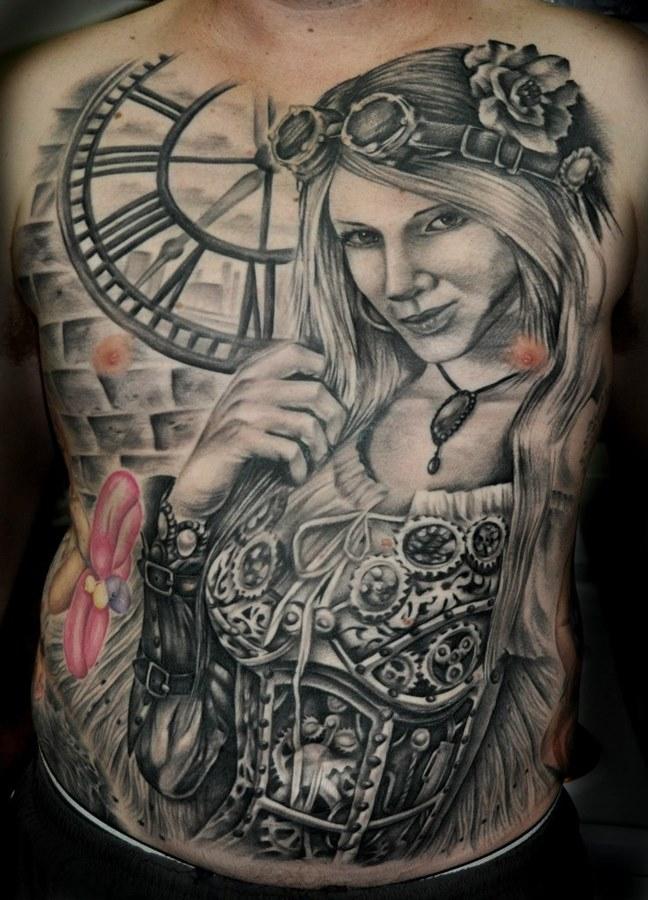 celtic punk tattoo - 648×900
