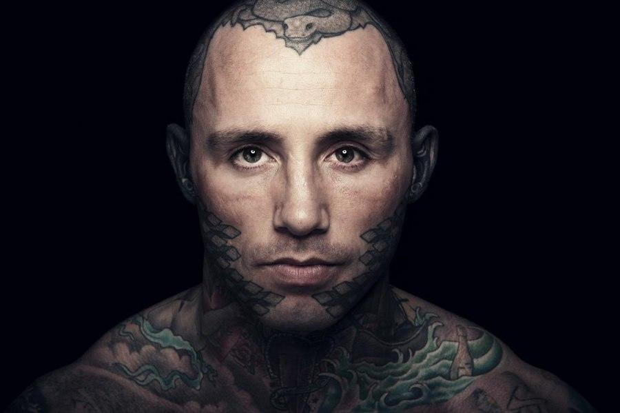 часто фото татуировок на лице вариант украшения ручек